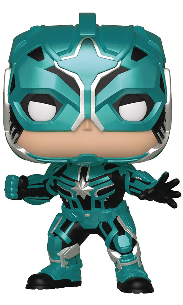 Image: POP! Marvel Vinyl Figure: Captain Marvel - Yon Rogg  - Funko
