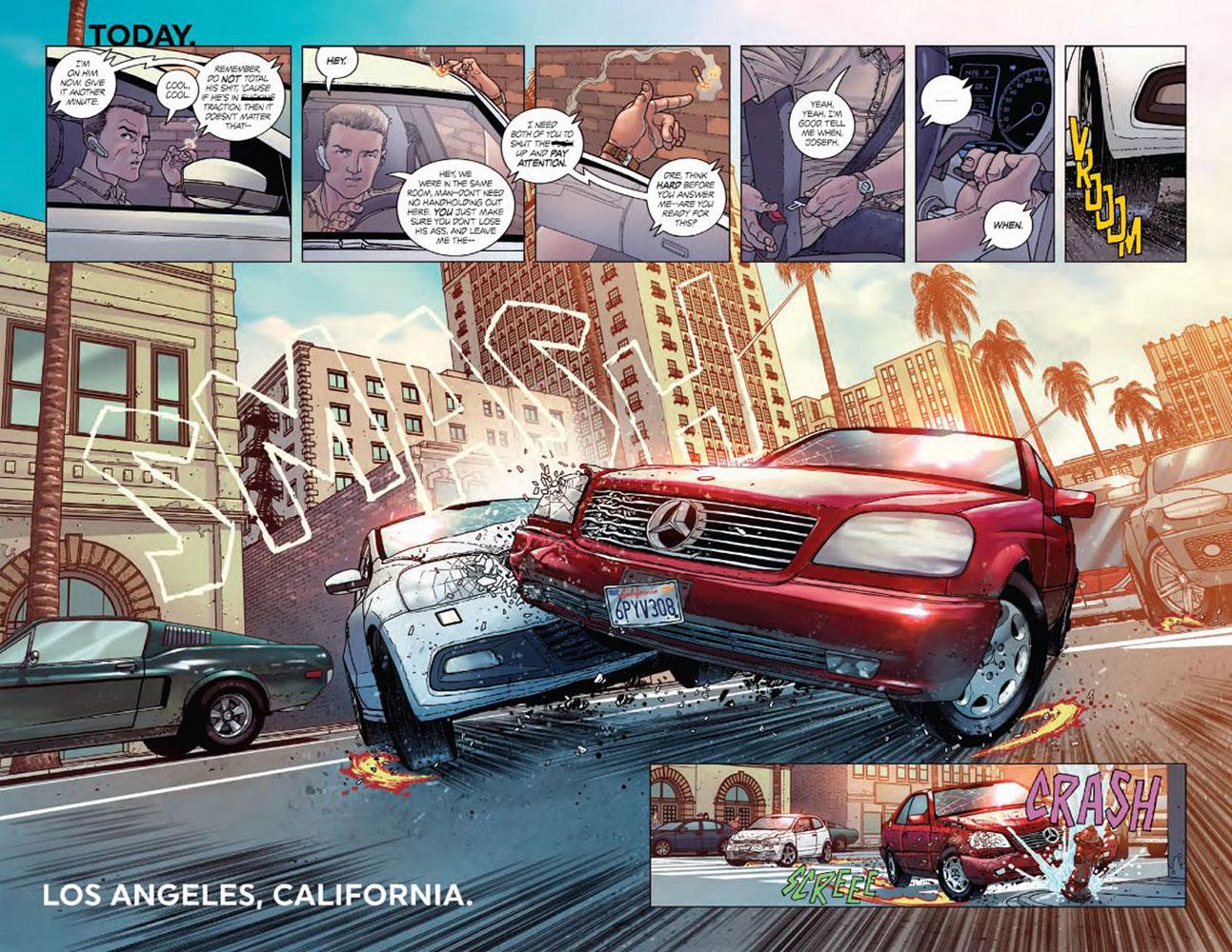 Hardcore: Reloaded #1  [2019] - Image Comics