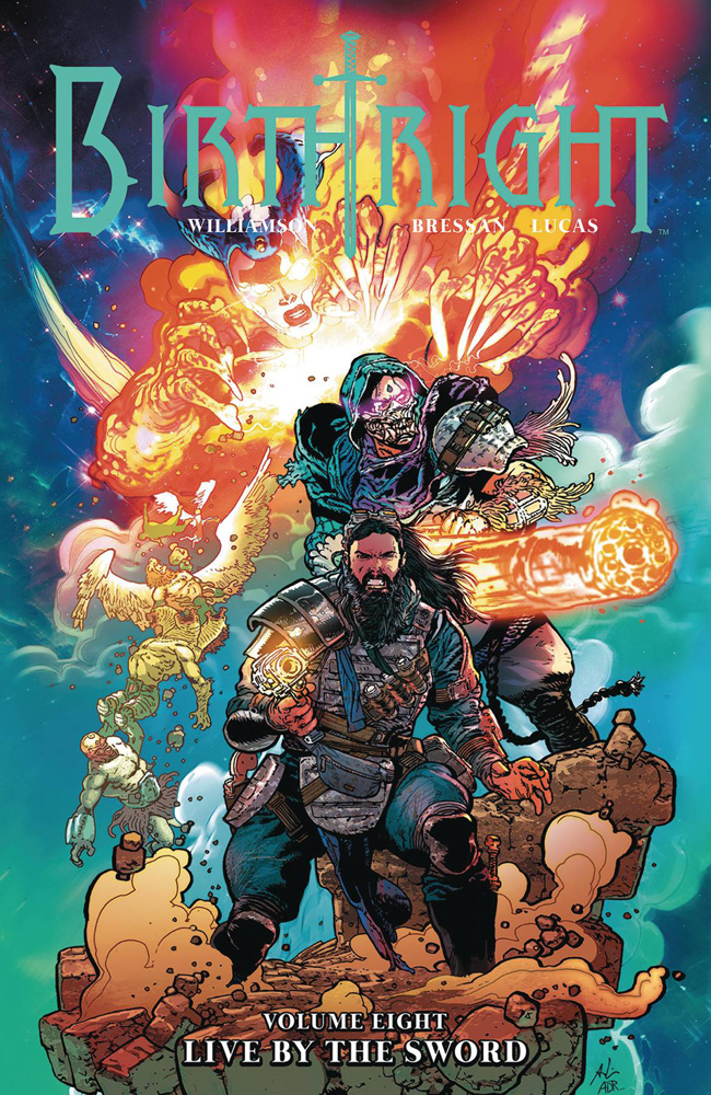 Image: Birthright Vol. 08: Live by the Sword SC  - Image Comics