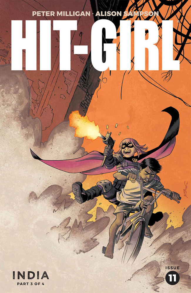 Image: Hit-Girl Season Two #11 (cover A - Shalvey) - Image Comics