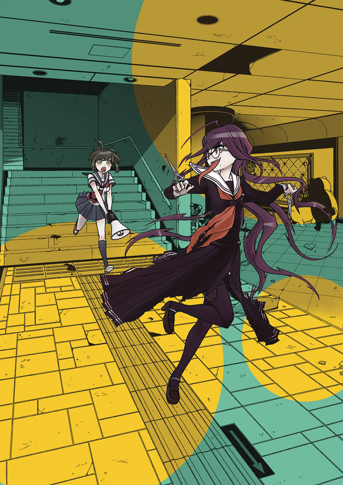 Image: Danganronpa Another Episode Vol. 02: Ultra Despair Girls SC  - Dark Horse Comics