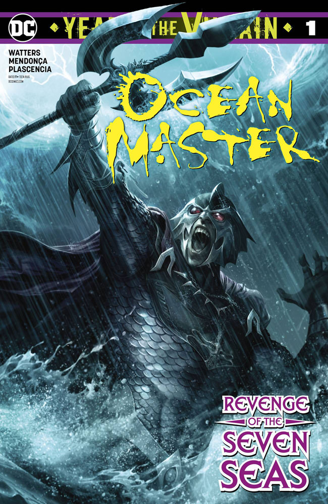 Image: Ocean Master: Year of the Villain #1 - DC Comics