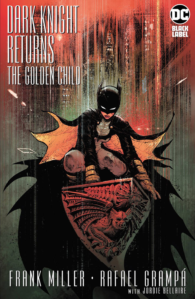 Image: Dark Knight Returns: The Golden Child #1 (incentive 1:25 cover - Joelle Jones)  [2019] - DC - Black Label