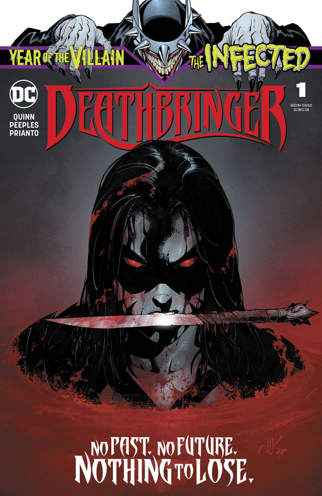 Image: Infected: Deathbringer #1 - DC Comics