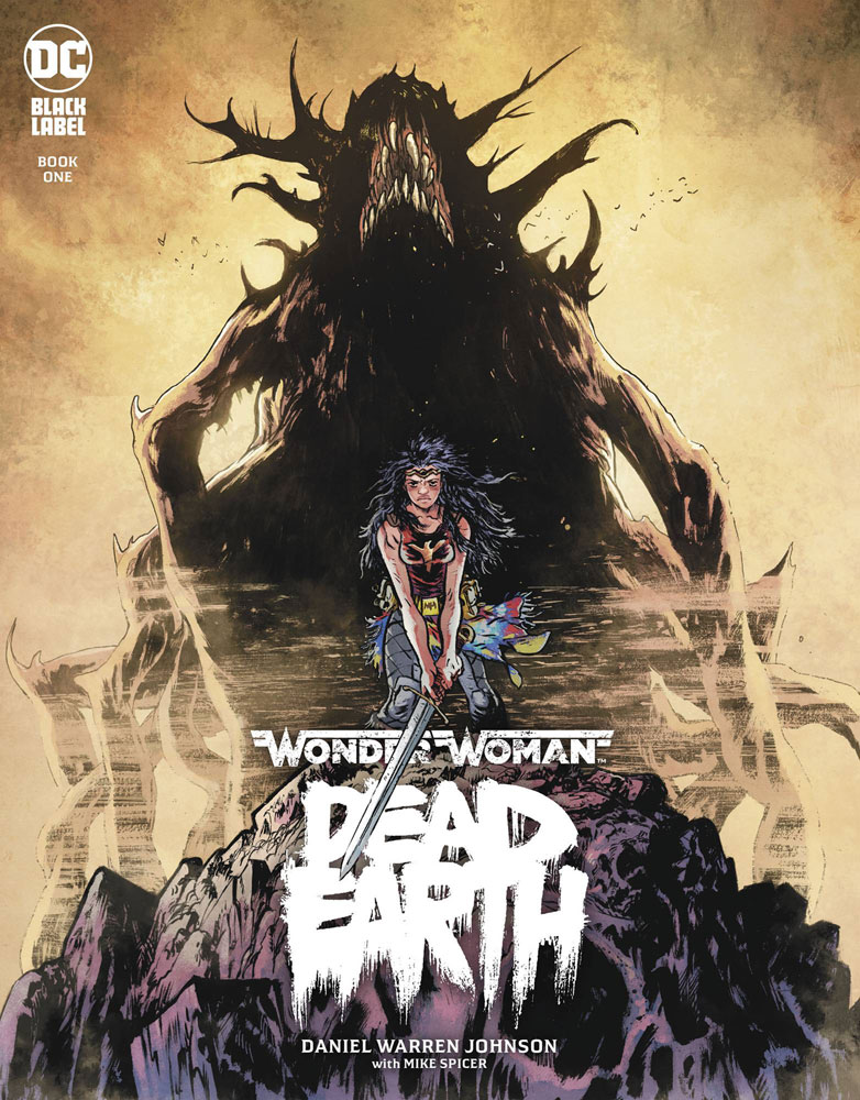 Image: Wonder Woman: Dead Earth #1 - DC - Black Label