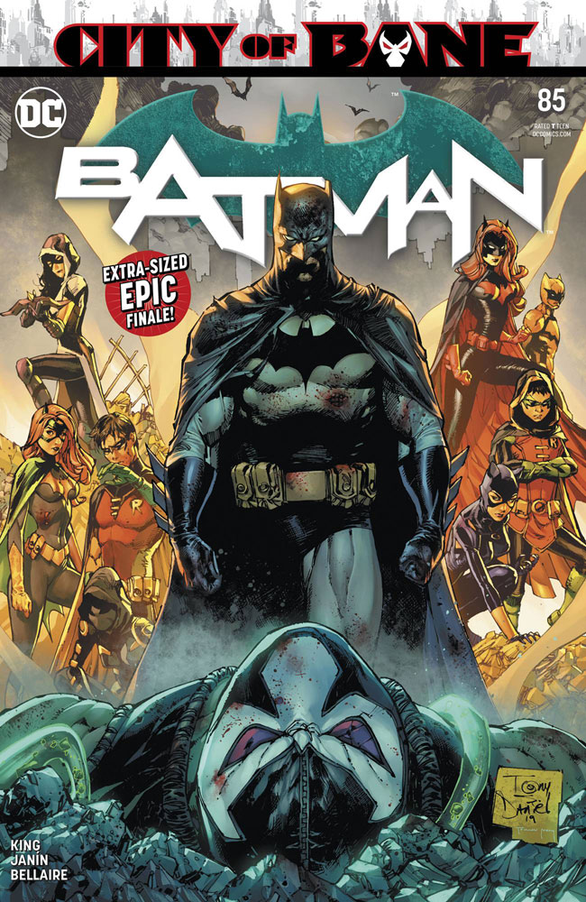 Image: Batman #85  [2019] - DC Comics
