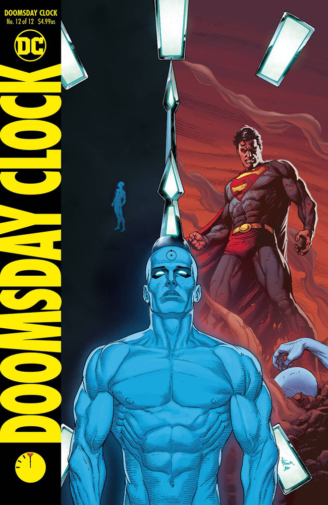 Image: Doomsday Clock #12 (variant cover)  [2019] - DC Comics