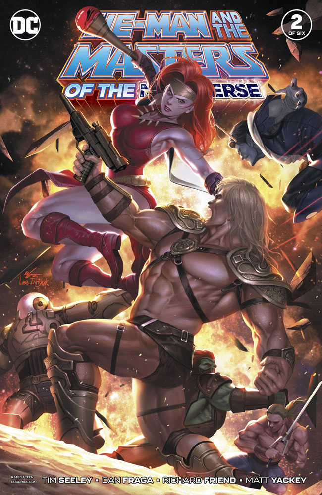 Image: He-Man and the Masters of the Multiverse #2  [2019] - DC Comics