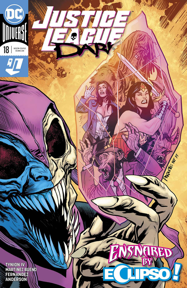 Image: Justice League Dark #18  [2020] - DC Comics
