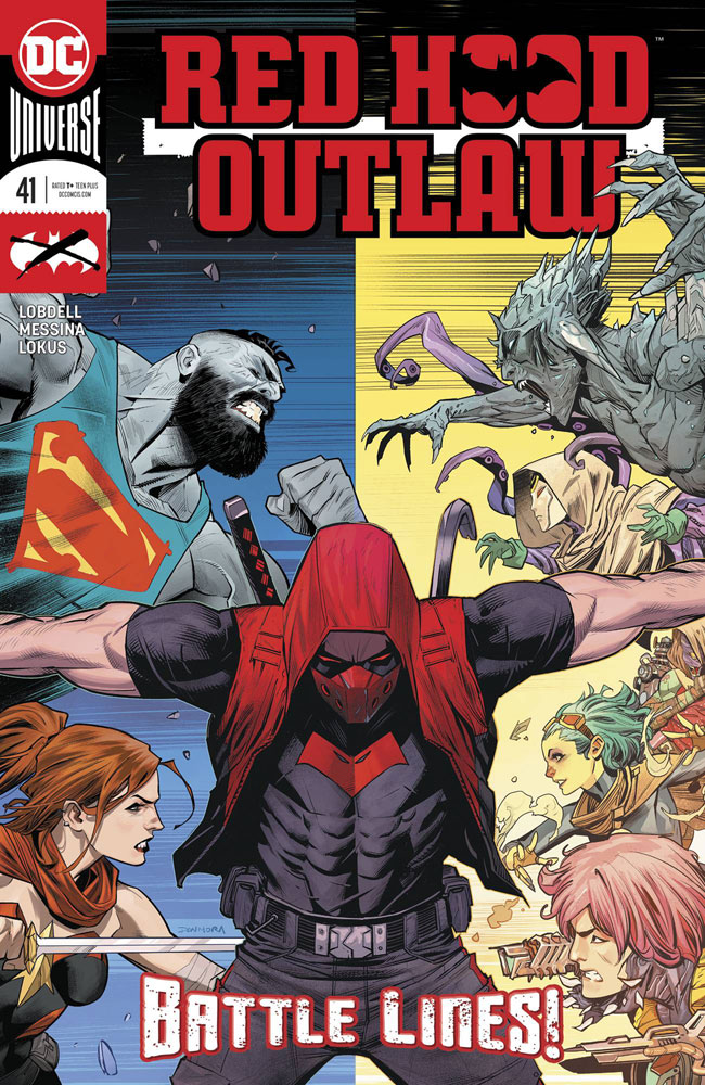 Image: Red Hood: Outlaw #41  [2020] - DC Comics