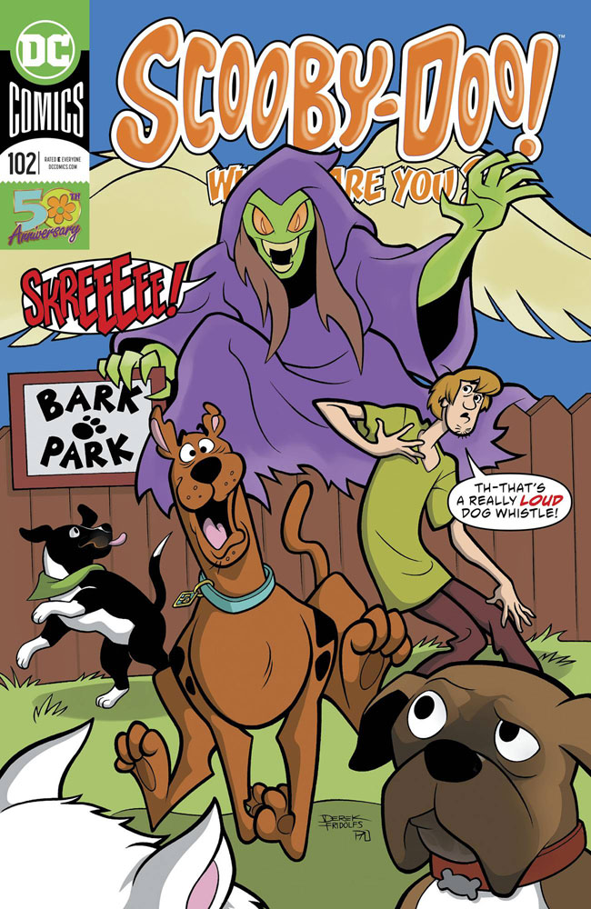Image: Scooby-Doo, Where Are You? #102 - DC Comics