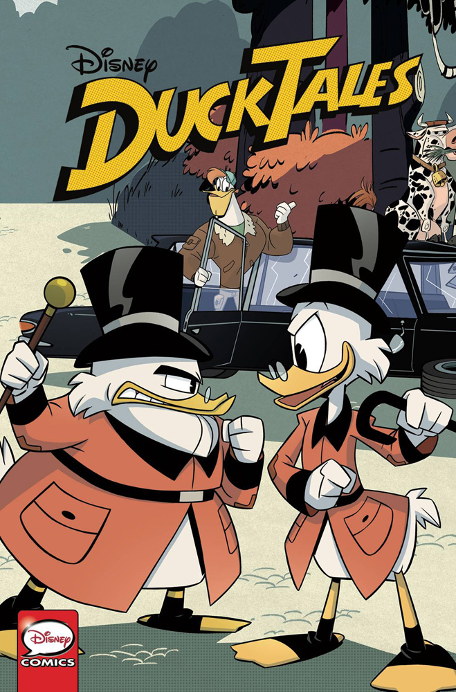 Image: Ducktales Vol. 06: Imposters and Interns SC  - IDW Publishing