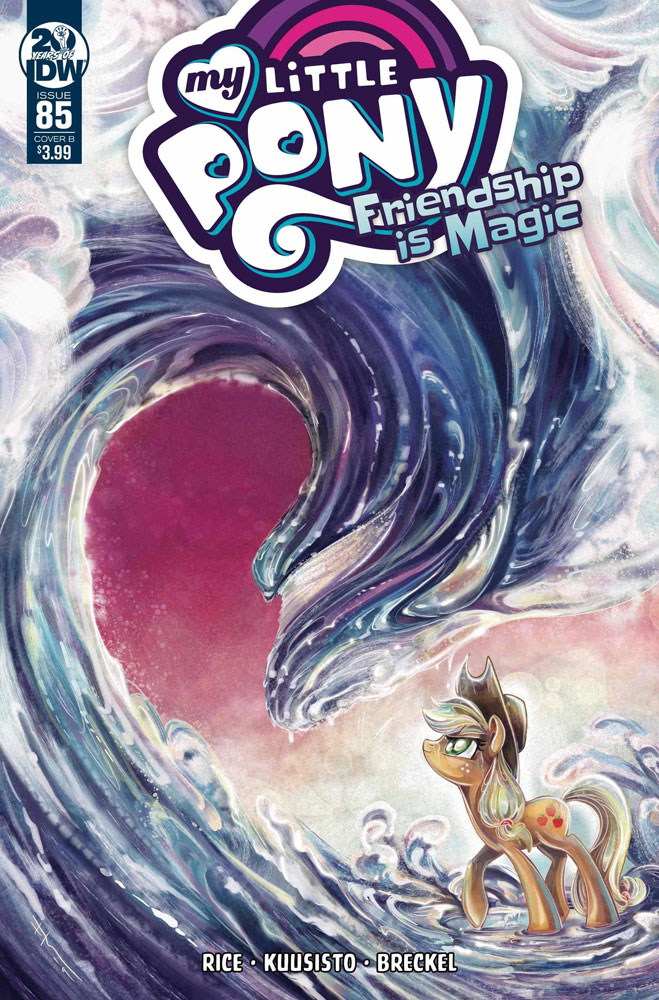 Image: My Little Pony: Friendship Is Magic #85 (cover B - Richard) - IDW Publishing