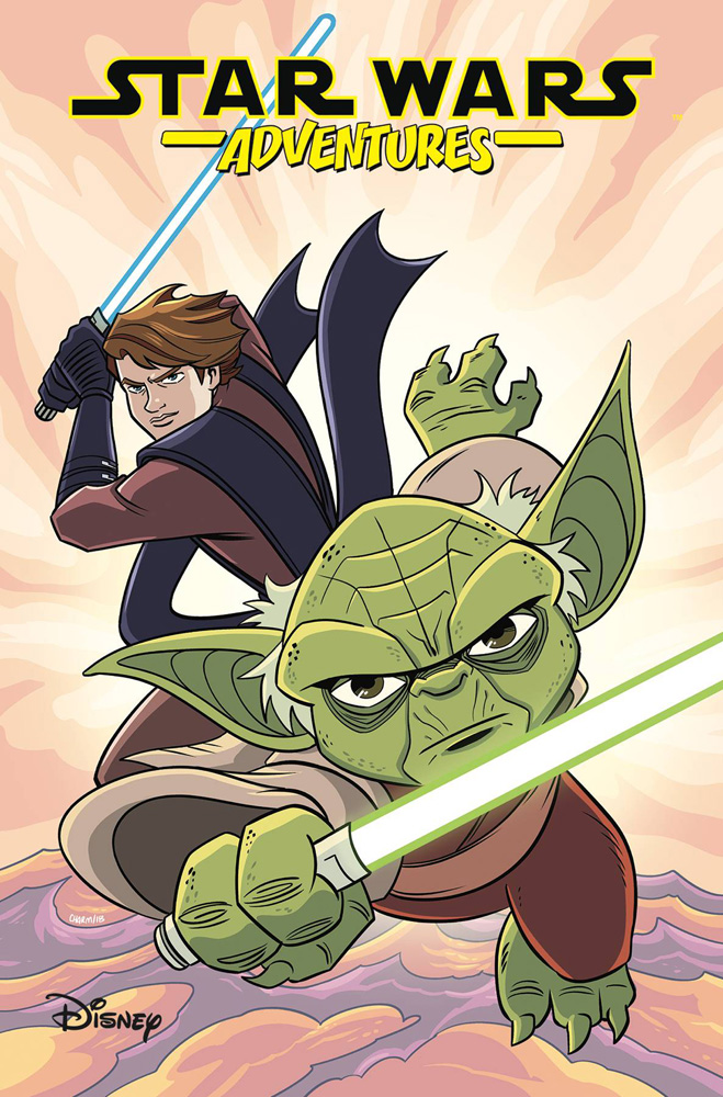 Image: Star Wars Adventures Vol. 08: Defend the Republic! SC  - IDW Publishing