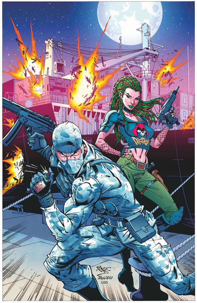 Image: G.I. Joe: A Real American Hero #271 (incentive 1:10 cover - Royle) - IDW Publishing