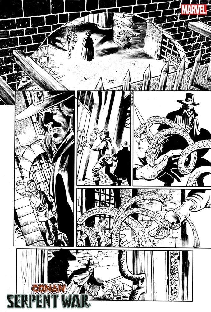 Conan: Serpent War #1 - Marvel Comics