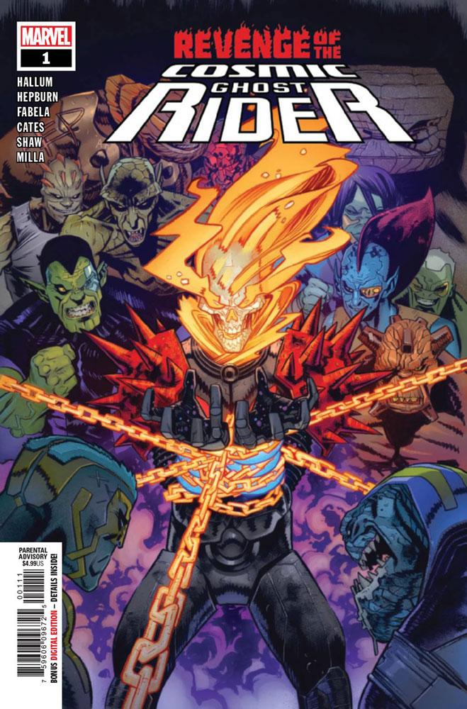 Revenge of Cosmic Ghost Rider #1