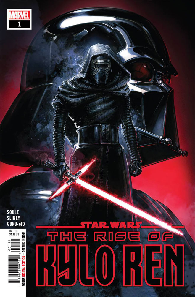 Image: Star Wars: Rise of Kylo Ren #1 - Marvel Comics