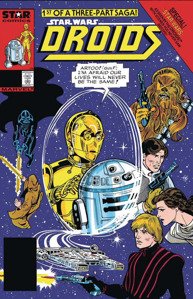 Image: True Believers: Star Wars - According to the Droids #1 - Marvel Comics