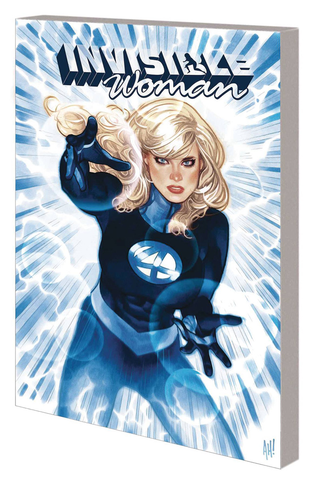 Image: Invisible Woman: Partners in Crime SC  - Marvel Comics