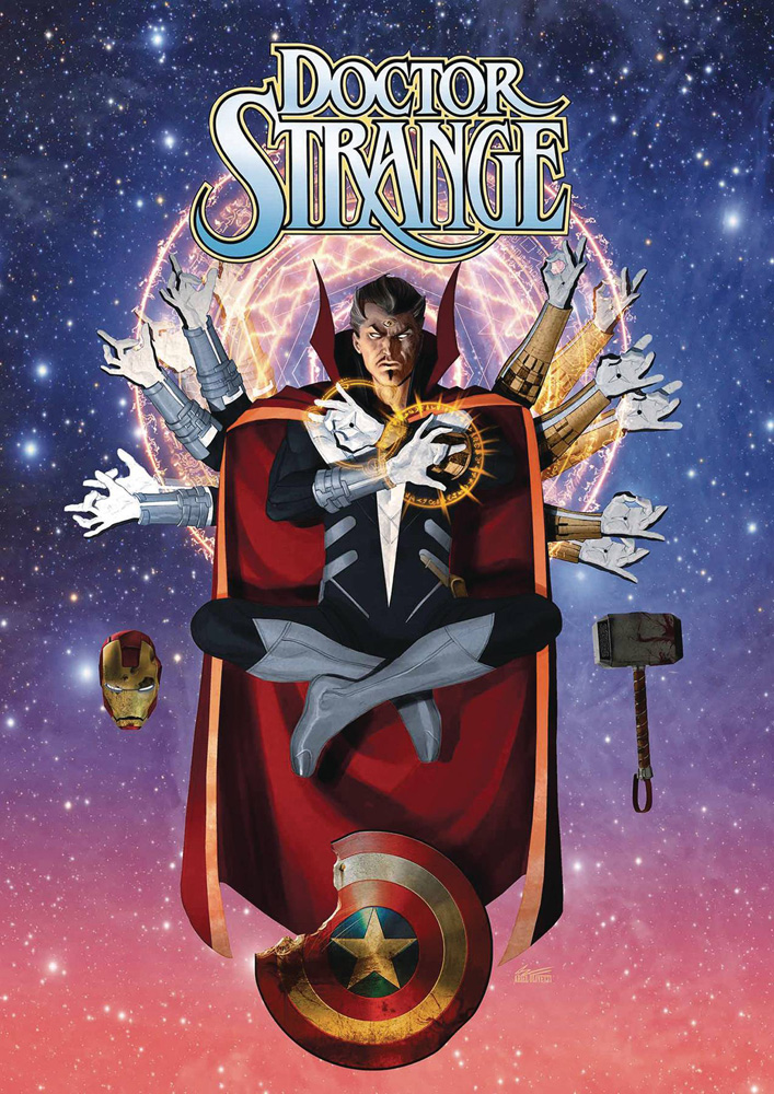 Image: Doctor Strange by Mark Waid Vol. 04: Choice SC  - Marvel Comics
