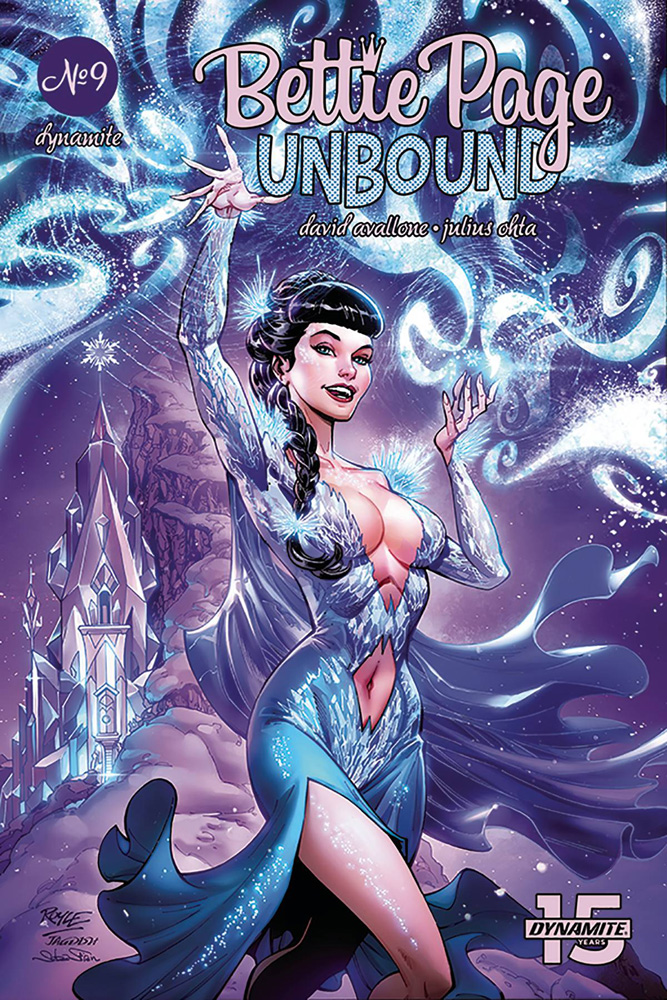 Image: Bettie Page: Unbound Vol. 03 #9 (cover A - Royle) - Dynamite