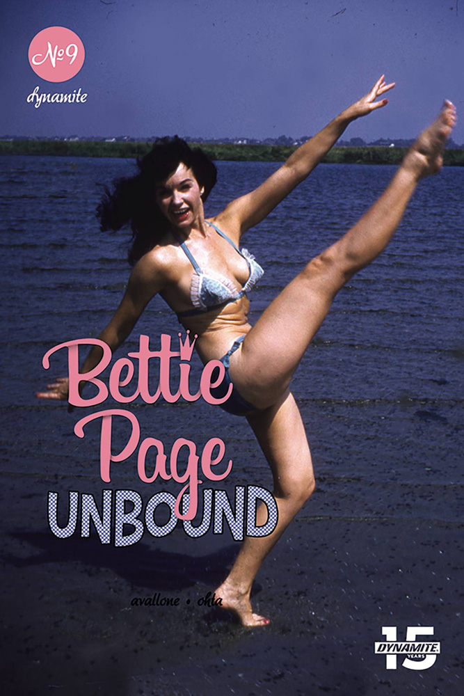 Image: Bettie Page: Unbound Vol. 03 #9 (cover E - Photo) - Dynamite