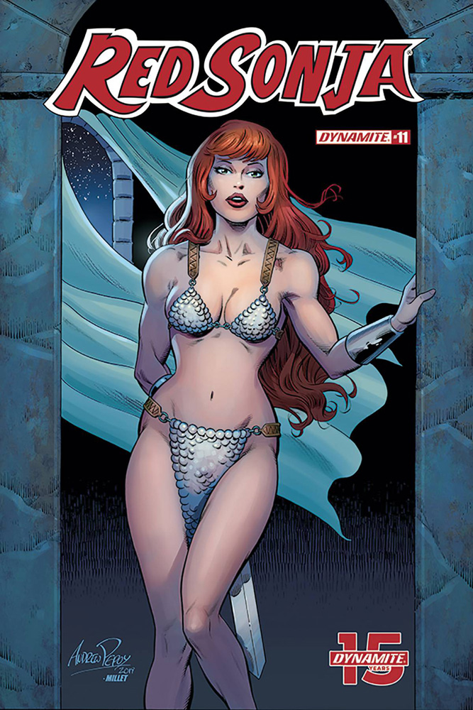 Image: Red Sonja Vol. 05 #11 (incentive 1:10 cover - Pepoy)  [2019] - Dynamite