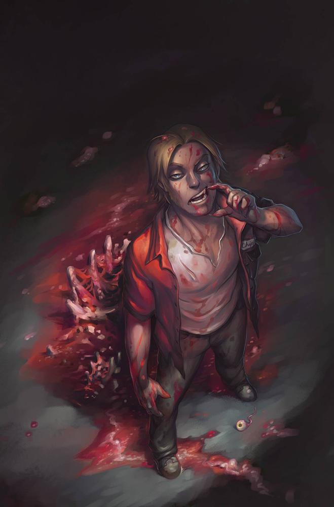 Image: Dark Red #9  [2019] - Aftershock Comics