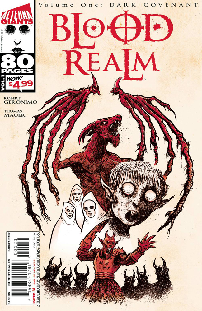 Image: Alterna Giants: Blood Realm #1  [2019] - Alterna Comics