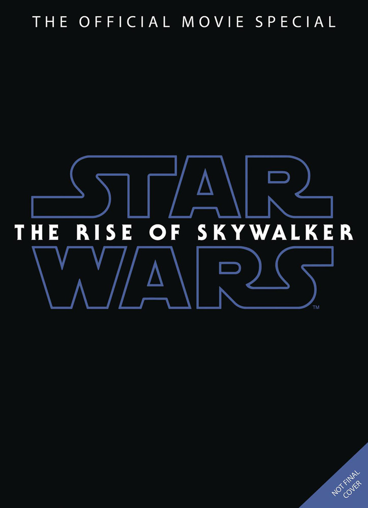 Image: Star Wars: The Rise of Skywalker: The Official Collector's Edition HC  - Titan Comics