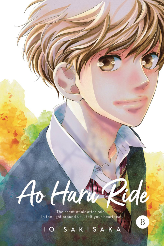 Image: Ao Haru Ride Manga Vol. 08 GN  - Viz Media LLC