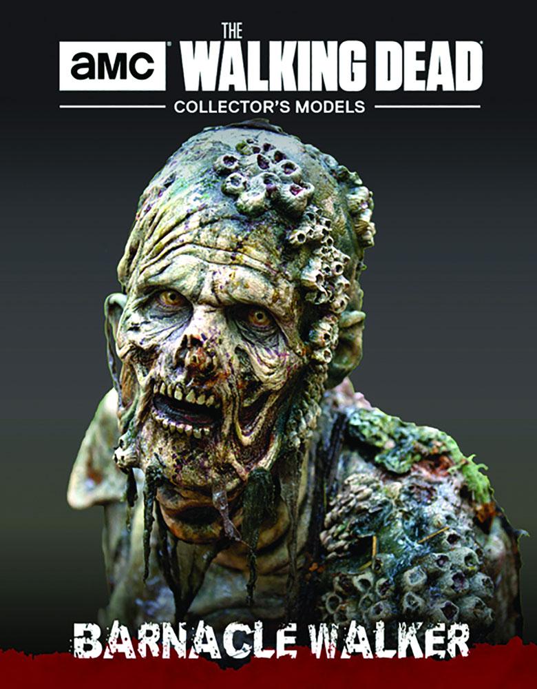 Walking Dead Figure Magazine #35 (Barnacle Walker) - Eaglemoss Publications Ltd