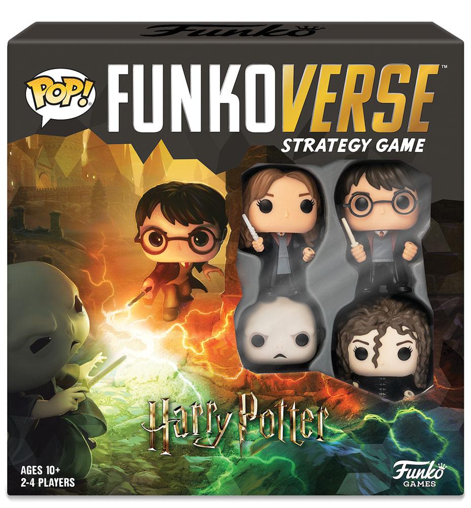 Pop! Funkoverse Strategy Game: Harry Potter 100 Base Set  - Funko