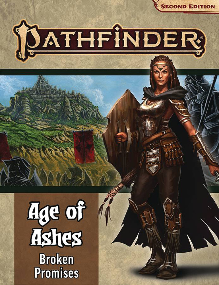 Image: Pathfinder Adventure Path: Age of Ashes Vol. 06  (P2) - Paizo Inc