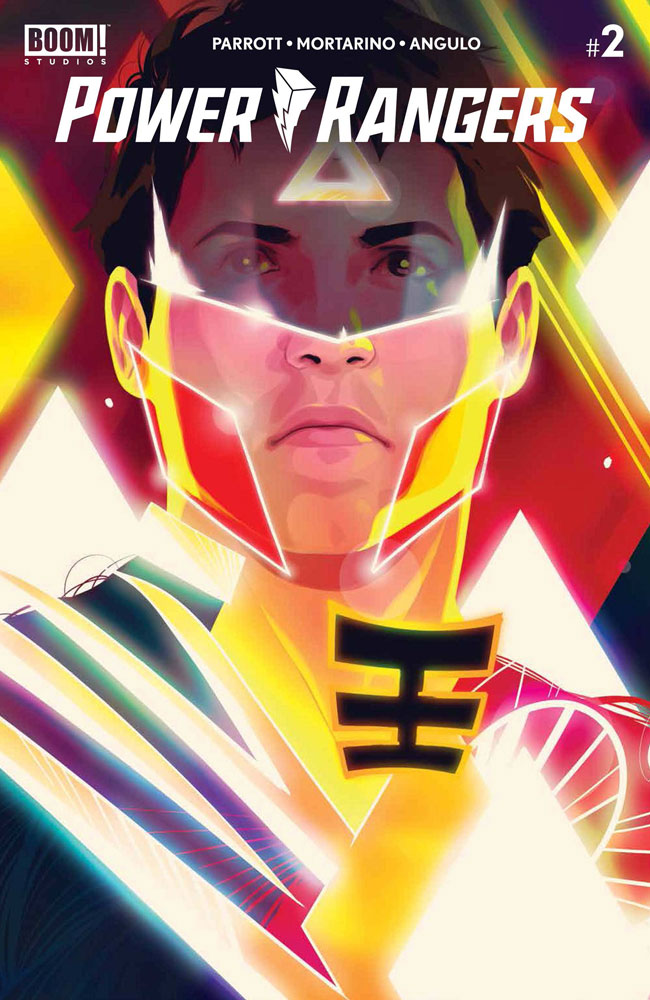 Image: Power Rangers #2 (incentive 1:25 cover - Montes) - Boom! Studios