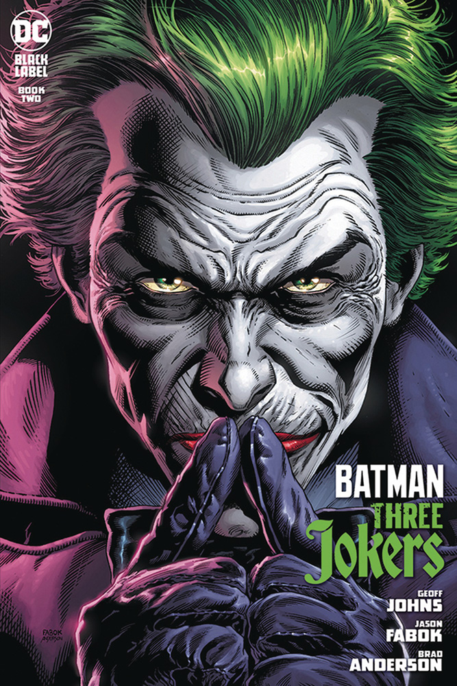 Image: Batman: Three Jokers #2 (DFE signed - Fabok) - Dynamic Forces