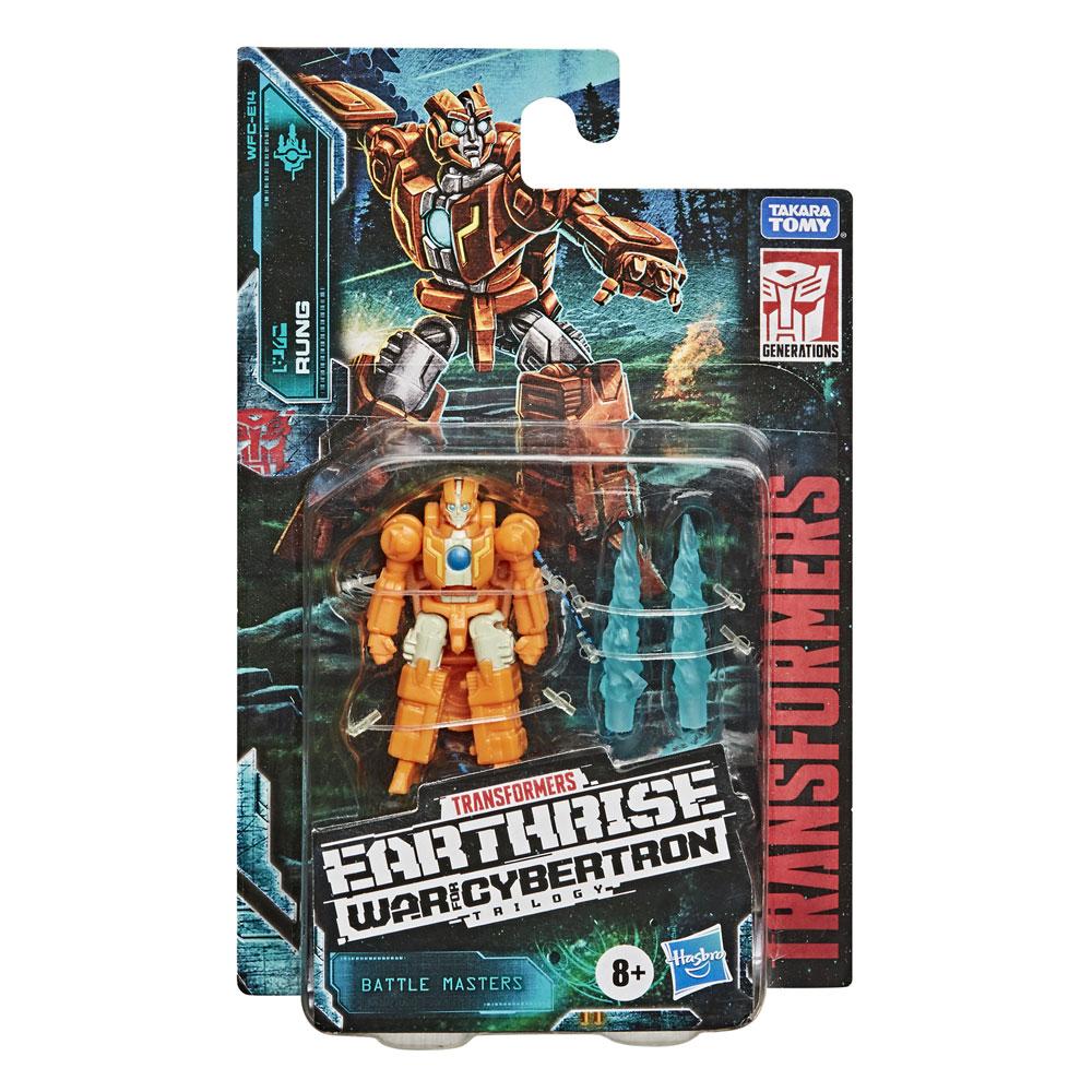 Transformers Gen WFCE Battlemaster Action Figure Assortment 202002  - Hasbro Toy Group