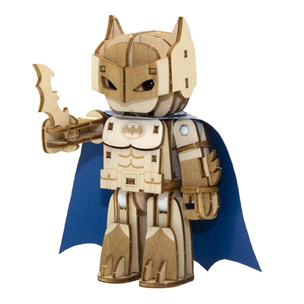 Incredibuilds DC Incredibots Model: Batman  - Insight Editions