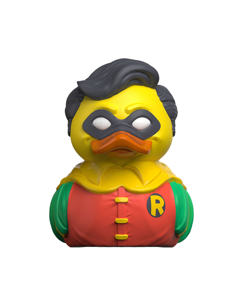 Tubbz DC Cosplay Duck: Robin  - Rubber Road Ltd.