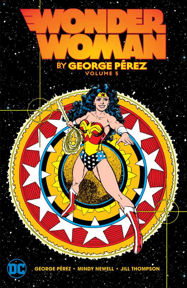 Image: Wonder Woman by George Perez Vol. 5 SC  - DC Comics