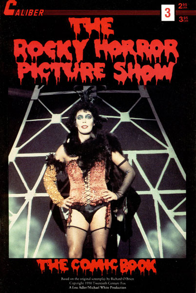Image: Rocky Horror Picture Show - The Comic Book #3 - Caliber