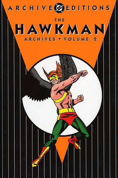Image: Hawkman Archives Vol. 02 HC  - DC Comics