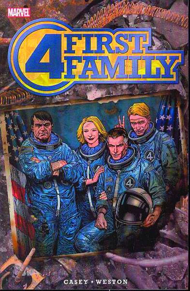 Image: Fantastic Four: First Family SC  - Marvel Comics
