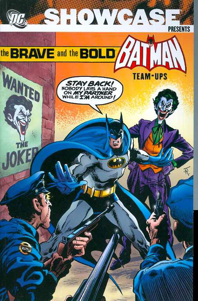 Image: Showcase Presents: Brave & the Bold - Batman Team-Ups Vol. 03 SC  - DC Comics
