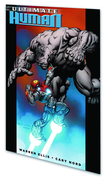 Image: Ultimate Hulk vs. Iron Man: Ultimate Human SC  - Marvel Comics