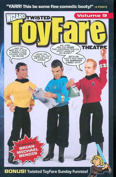 Image: Best of Twisted Toyfare Theatre Vol. 09 SC  - Wizard Entertainment
