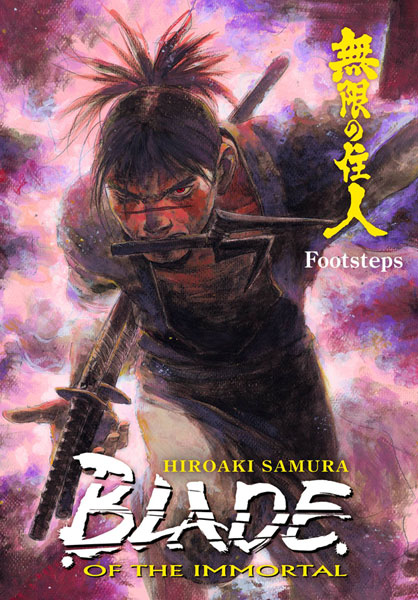 Image: Blade of the Immortal Vol. 22: Footsteps SC  - Dark Horse