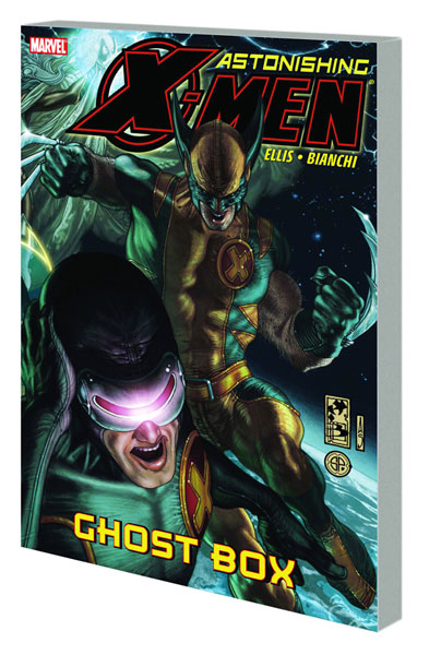 Image: Astonishing X-Men Vol. 05: Ghost Box SC  - Marvel Comics
