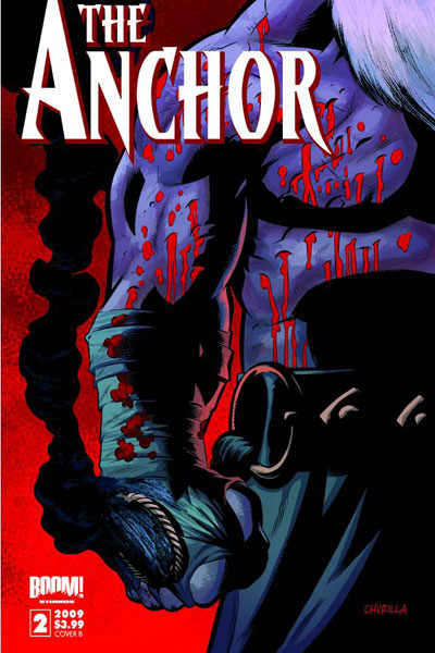 Anchor #2 - Boom! Studios